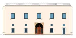 La sede del Quoquo Museo del Gusto a San Cesario di Lecce