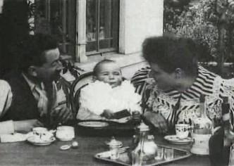 eLa colazione del bebè da il Cinegastronauta