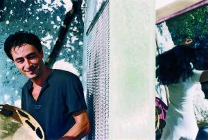 """Pizzicata: foto di scena (courtesy Edoardo Winspeare  per """"Quoquo.La gola come ipertesto"""" ed Moscara Associati)"""